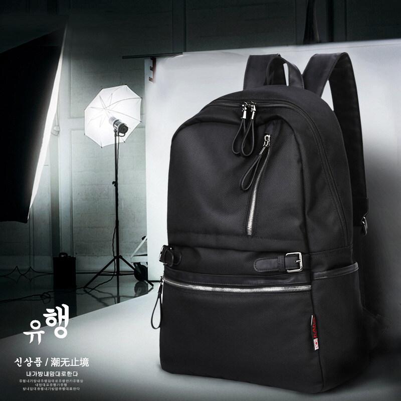 KAKA กระเป๋าเป้อเนกประสงค์ Korean Style รุ่น 2188 (สีดำ+ลายพราง)