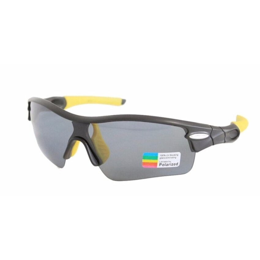 KINLIFE XQ-114 Polarized Sports Sunglasses With 5 Interchangeable Lenes for Golf Volleyball Fishing Cycling