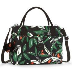 Kipling กระเป๋า Caralisa - Latin Flower Pr
