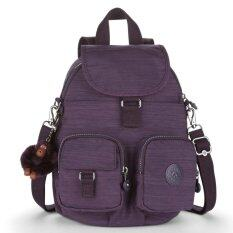 Kipling กระเป๋าเป้ Firefly N - Dazz Purple