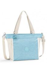 Kipling กระเป๋า NEW SHOPPER S Shoulder Bag Basic Tote Festival image