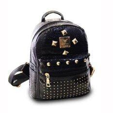 กระเป๋าเป้สะพายหลัง รุ่น CS104 (Black)