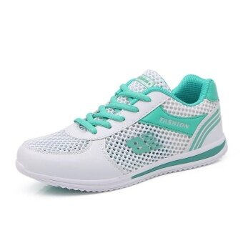 Ladies Leisure Light Breathable Comfortable Anti-skid Wear-resistant Sports Shoes - intl