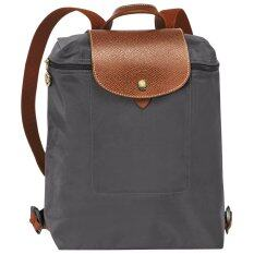 Longchamp กระเป๋า Le Pliage Backpack - Fusil
