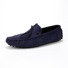 Mens New Fashion Breathable Leisure Comfortable Peas Shoes - Intl ราคา 806 บาท(-46%)
