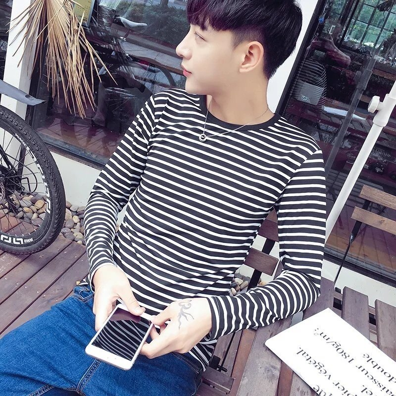 Mens Long Sleeve T-Shirt - intl ...