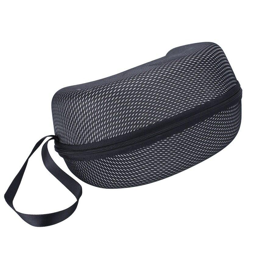 Mesh Zipper W/Strap Hard Bag Case Box For Ski Motocycle Goggle Glasses - intl ...