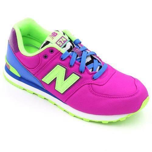 New Balance รองเท้าผ้าใบ รุ่น KL5741PG - purple ...