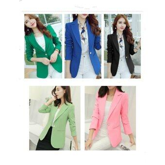 New Style Formal Elegant Long Sleeve Woman Suit - intl