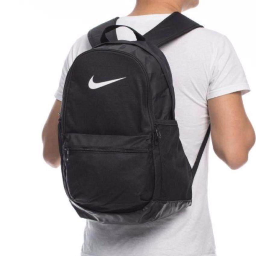 NIKE กระเป๋าสะพาย รุ่น BRSLA M BAPK - BA5329010-MISC (BLACK/WHITE)
