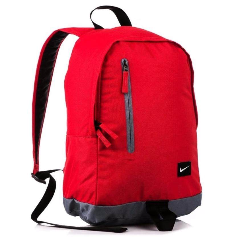 Nike กระเป๋าเป้ Nike All Access Halfday 19L BA4856-641 (Action Red)