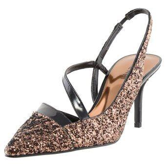 NINE WEST รองเท้าส้นสูง Kadia รุ่น301036895Y - gold