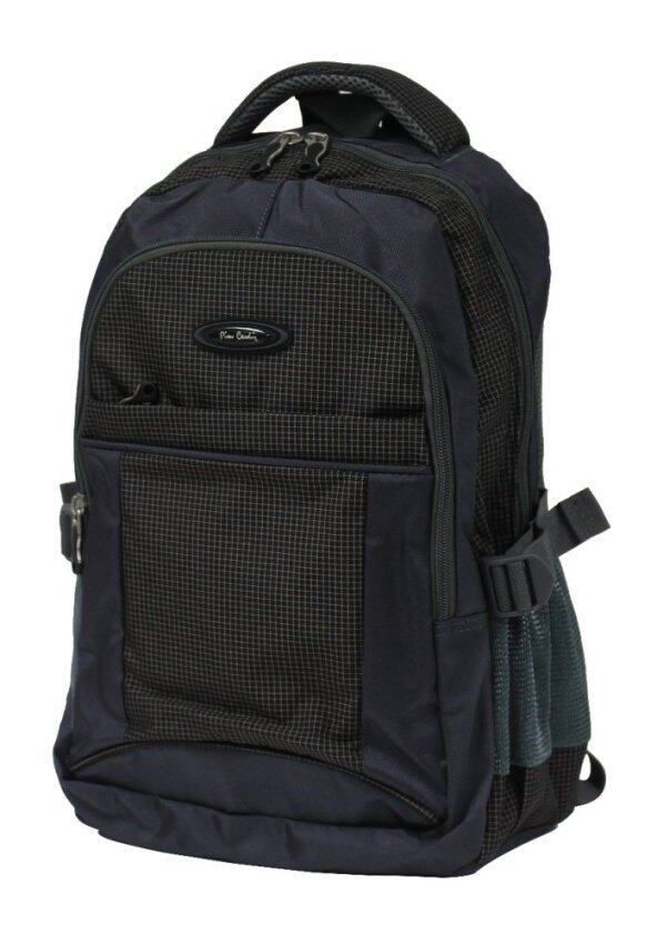 Pierre Cardin กระเป๋าเป้สะพายหลังรุ่น PBP-52031 (สีดำ)