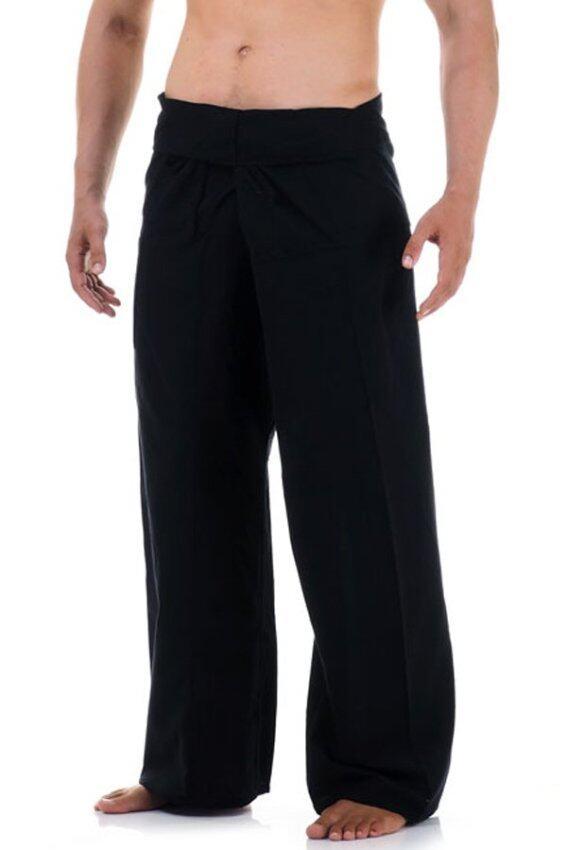 Princess of asia กางเกงเล กางเกงขาก๊วย กางเกงสะดอ (สีดำ)