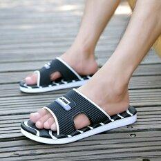 ป่าลื่นนักเรียนในช่วงฤดูร้อนรองเท้าแตะดูแลรองเท้ารองเท้า (สีขาว) ราคา 388 บาท(-71%)
