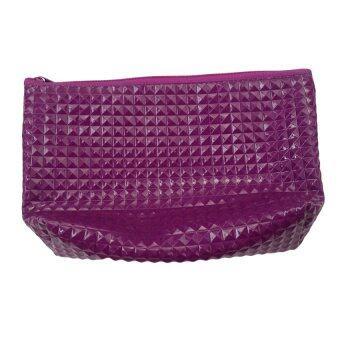 กระเป๋าสตางค์ ( สีม่วง )