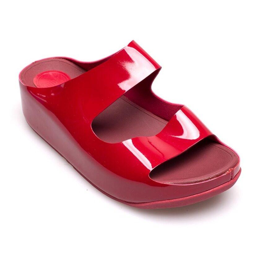 Quick Step รองเท้าผู้หญิง รองเท้าแฟชั่น - 6651-505 (Red) ...