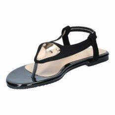 รองเท้าผู้หญิง แฟชั่น รุ่น SB30-01-BLK