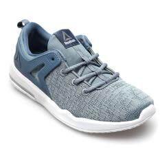 REEBOK WOMEN รองเท้าผ้าใบ ผู้หญิง รุ่น HEXALITE X GLIDE MU 1216 - 1-BD2142 (STONEWASH/BLUE/WHT/PWTR)