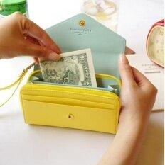 Rorychen Crown Female Multi-Function Wallet Mobile Wallet Phone Bag Card Package - Intl ราคา 329 บาท(-18%)