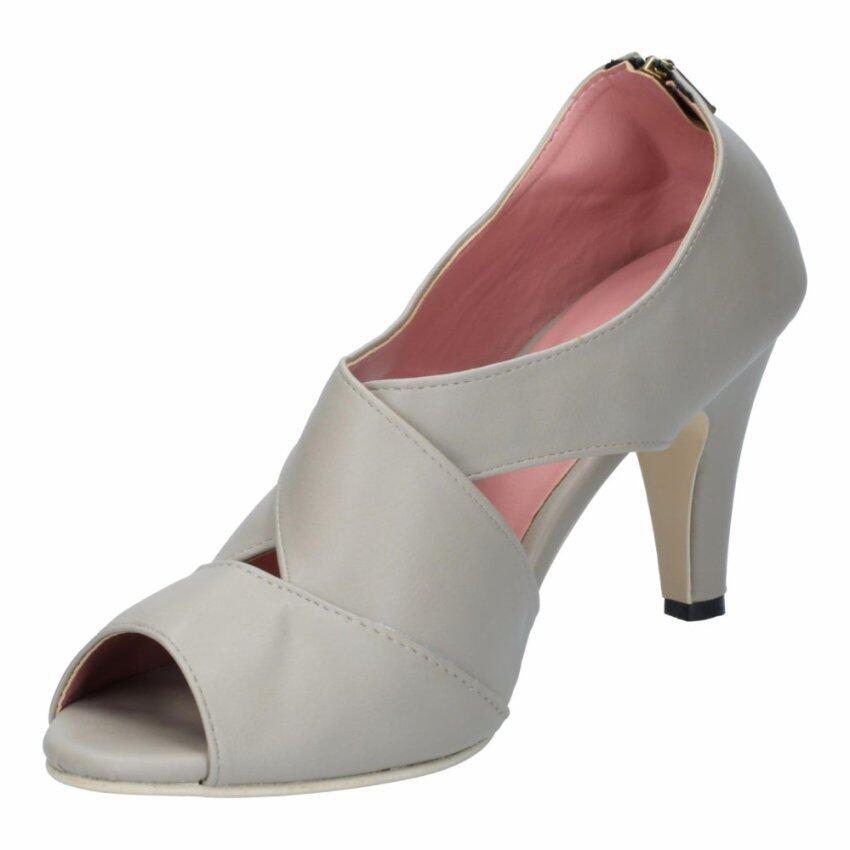 รองเท้าผู้หญิง แฟชั่น รุ่น S07-18-GRY ...