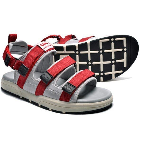 Summer Casual Shoes Casual Couple Sandals Men Sandals Slippers (Red) - intl ...