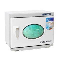ตู้อบผ้าร้อน ฆ่าเชื้อด้วย UV (Towel Sterilizer) - White