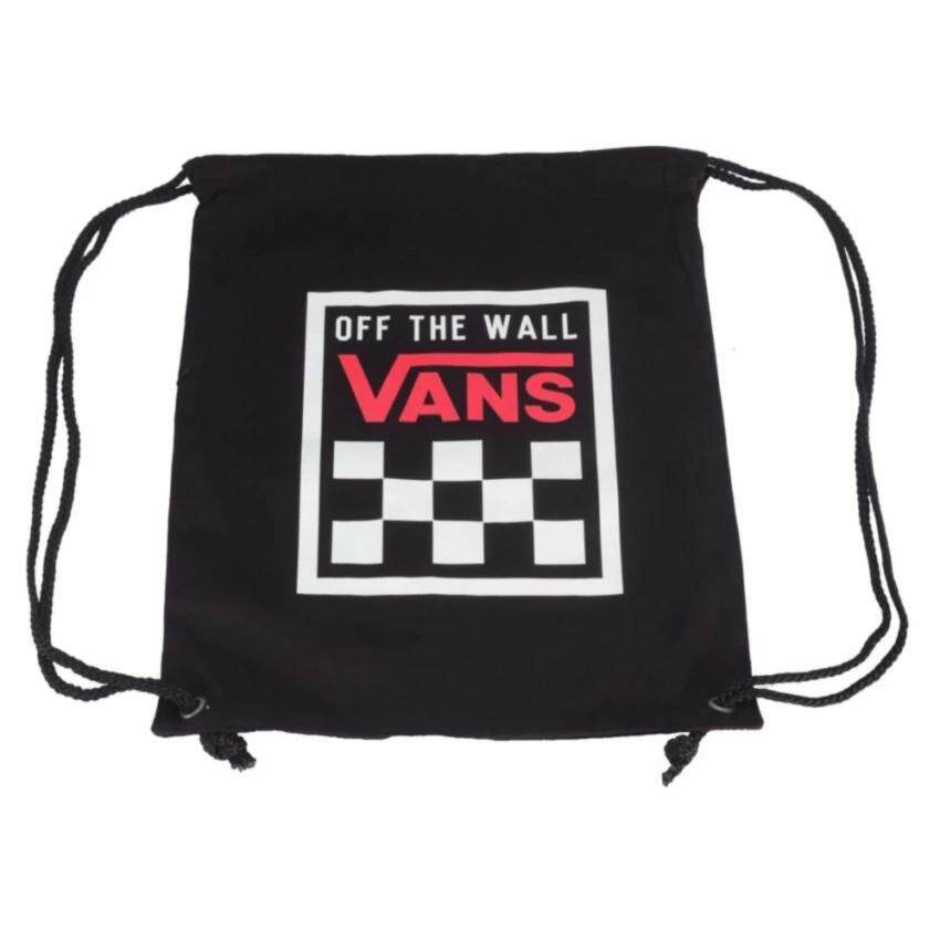 Vans กระเป๋า แวน Gymbag Benched Novelty VN0001CYKY3 BK (550)