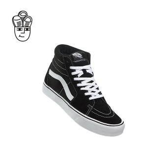 Vans Sk8 Hi Lite Skateboard Shoes Black / White vn-0a2z5yiju