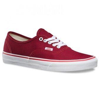 Vans Sneakers Authentic - (Pop Check) Rhubarb/Bittersweet