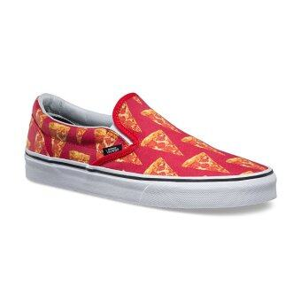 Vans Sneakers Classic Slip-On - Late Night (Mars red/Pizza)