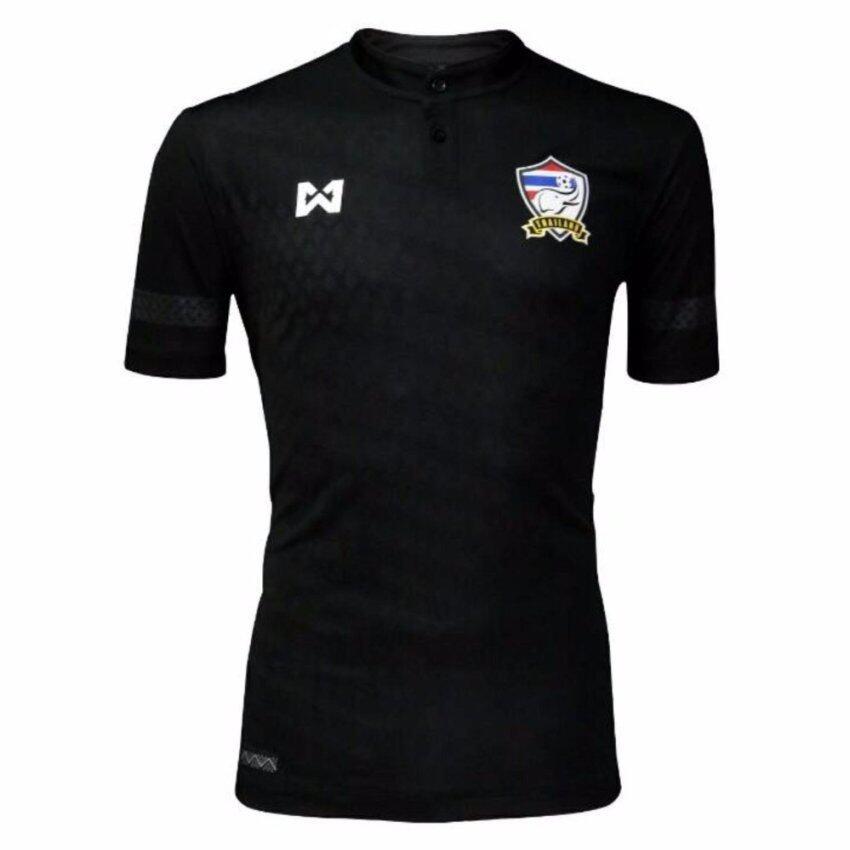 Warrix เสื้อฟุตบอลทีมชาติไทย รุ่นแฟนบอล WA-17FT52M-AA