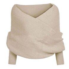 Women Long Sleeve Loose Cardigan Knitted Sweater Jumper Knitwear Outwear Coat - Intl ราคา 422 บาท(-50%)