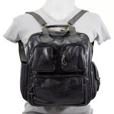YP design shop 1998 กระเป๋าเป้ขนาดเล็กกระทัดรัด No.14/2 m (Blackดำ)