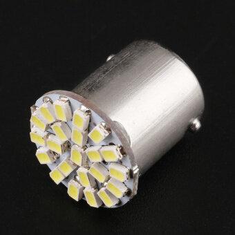 20 x Day White Car 1156 Tail Turn Signal 22 SMD LED Bulb Lamp Light BA15S Corner