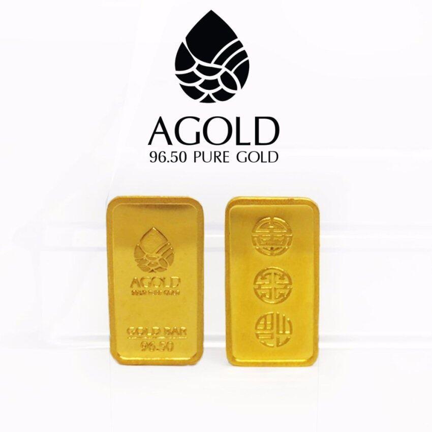 aaa AGOLD ทองคำแท่ง 96.5% น้ำหนัก ครึ่งสลึง 1.9 กรัม Sbobet