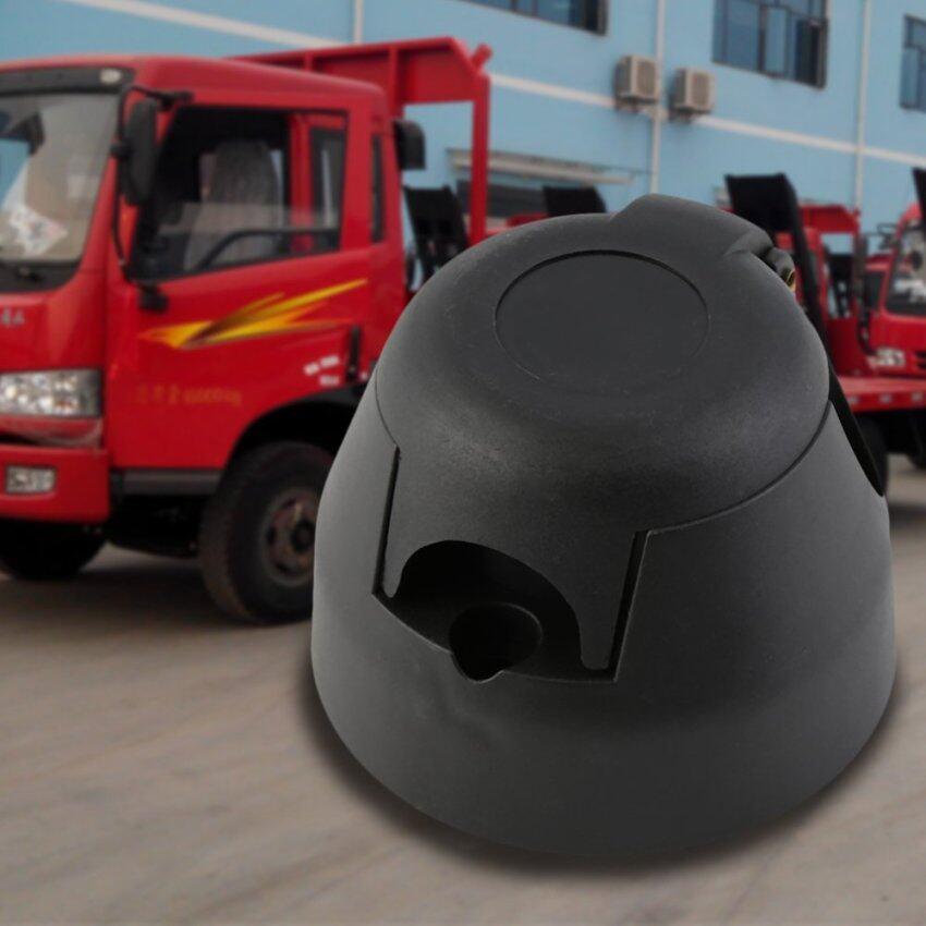 Allwin ทิโรล 7 พิน 12โวลต์ปลั๊กพ่วงไฟฟ้ารถพลาสติก Towbar ชี้อียู (ในประเทศ) ...