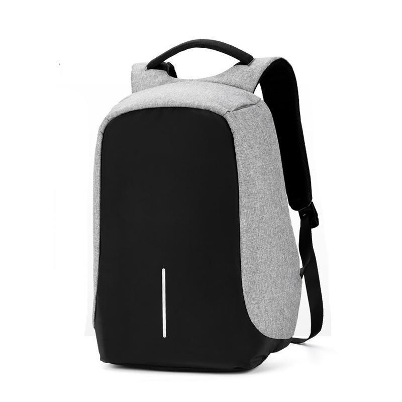 Anti theft Backpack bag travel waterproof bag - intl