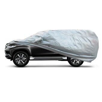 Auto-Cover ผ้าคลุมรถเข้ารูป 100% MITSUBISHI ALL NEW PAJERO SPORT 2015-2020 รุ่น S-Coat Cover