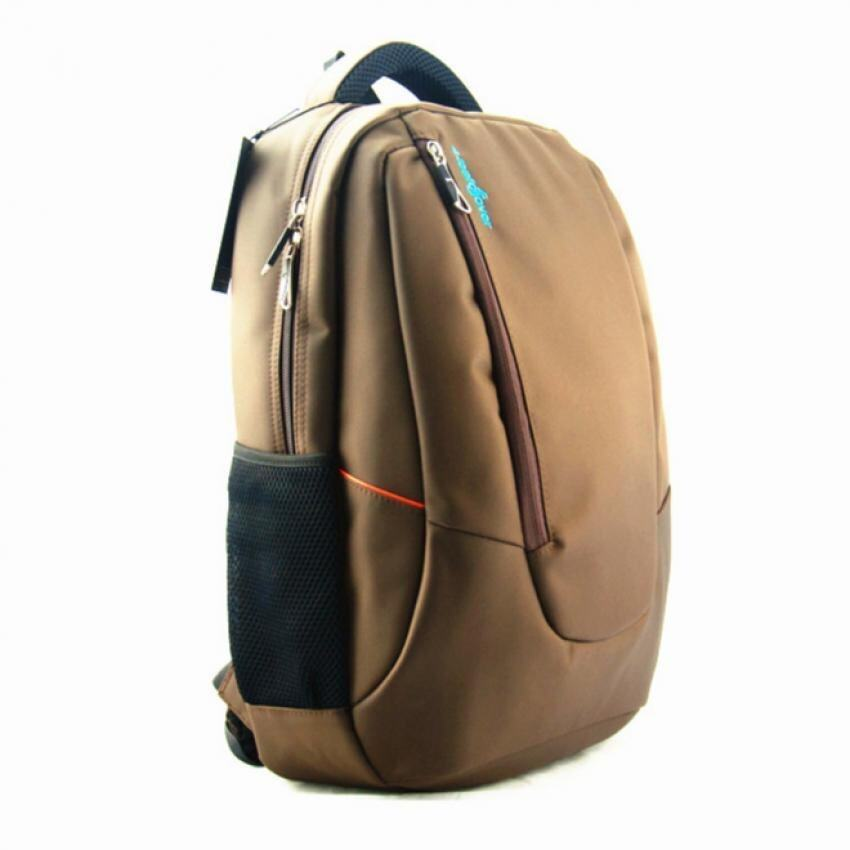 Biaowang กระเป๋าโน๊ตบุ๊ค 208( khaki)