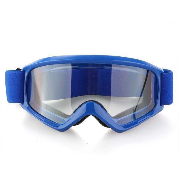 ขาย Blue Motocross Motorcycle Enduro Hemlet Outdoor Windproof Glasses Goggles