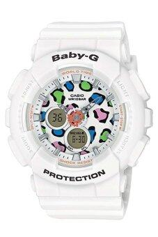 Casio Baby-G BA-120LP-7A1 White