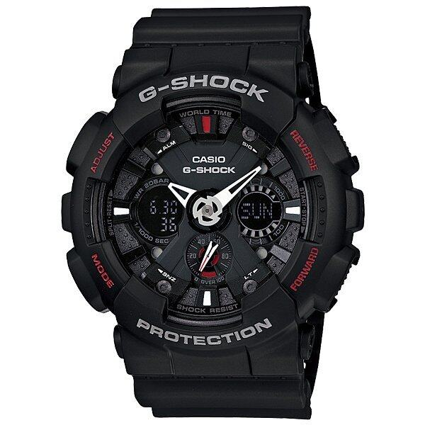 ด่วน CASIO G-SHOCK GA-120-1ADR (สีดำ) กำลังลดราคา