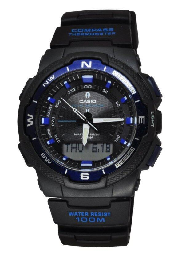 Casio Outgear Black SGW500H-2B ...