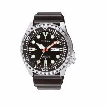 Citizen  นาฬิกาข้อมือผู้ชาย Automatic 100M NH8380-15E