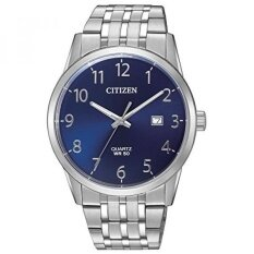 Citizen Mens Quartz Stainless Steel Casual Watch, Color:Silver-Toned (Model: BI5000-52L) - intl image