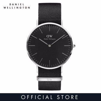 Daniel Wellington Classic Black Cornwall 40mm - intl