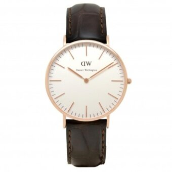 Daniel Wellington Mens Rose gold 0111DW Classic Oxford Analog Quartz Watch - intl