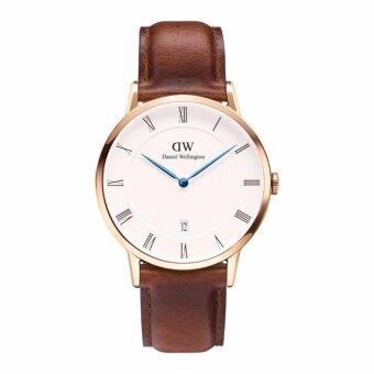 Daniel Wellington Mens Rose gold 1100DW Classic Oxford Analog Quartz Watch - intl