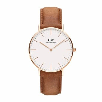 Daniel Wellington Mens Rose gold DW00100111 Classic Oxford Analog Quartz Watch - intl